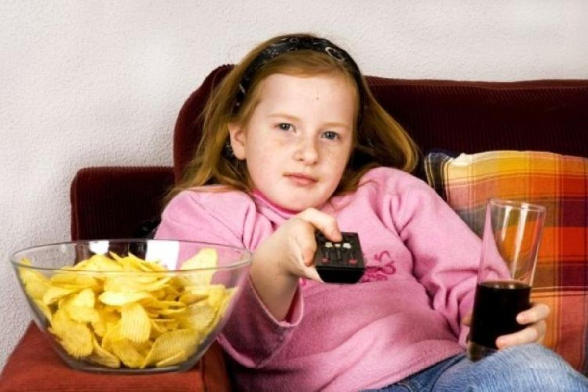 TV watching most strongly linked to obesity in kids