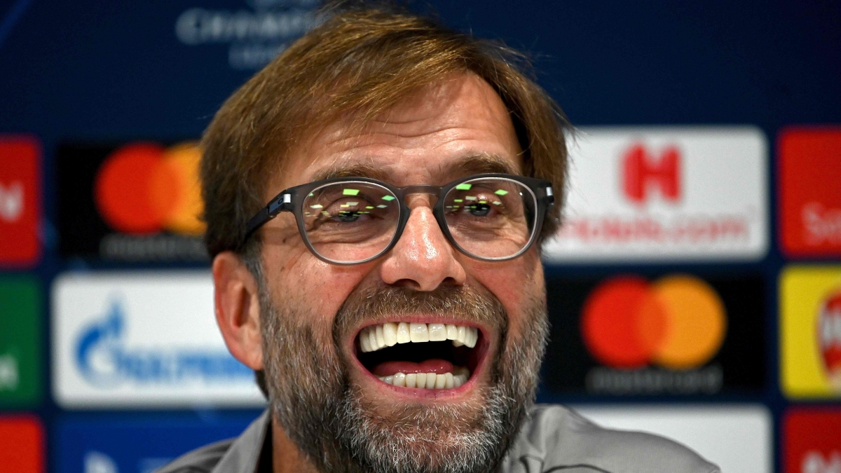 Liverpool manager Jurgen Klopp is 'over the moon' as Premier League clubs return to training