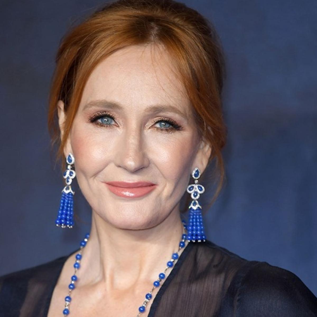 JK Rowling slammed for transgender remarks