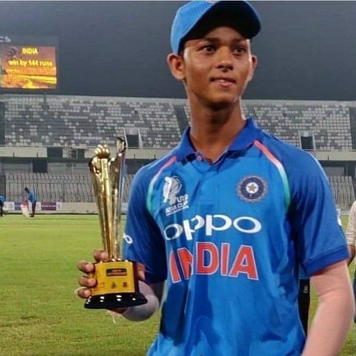 'Hope that he makes it to the senior side soon': Kanchan Jaiswal on her son's IPL selection