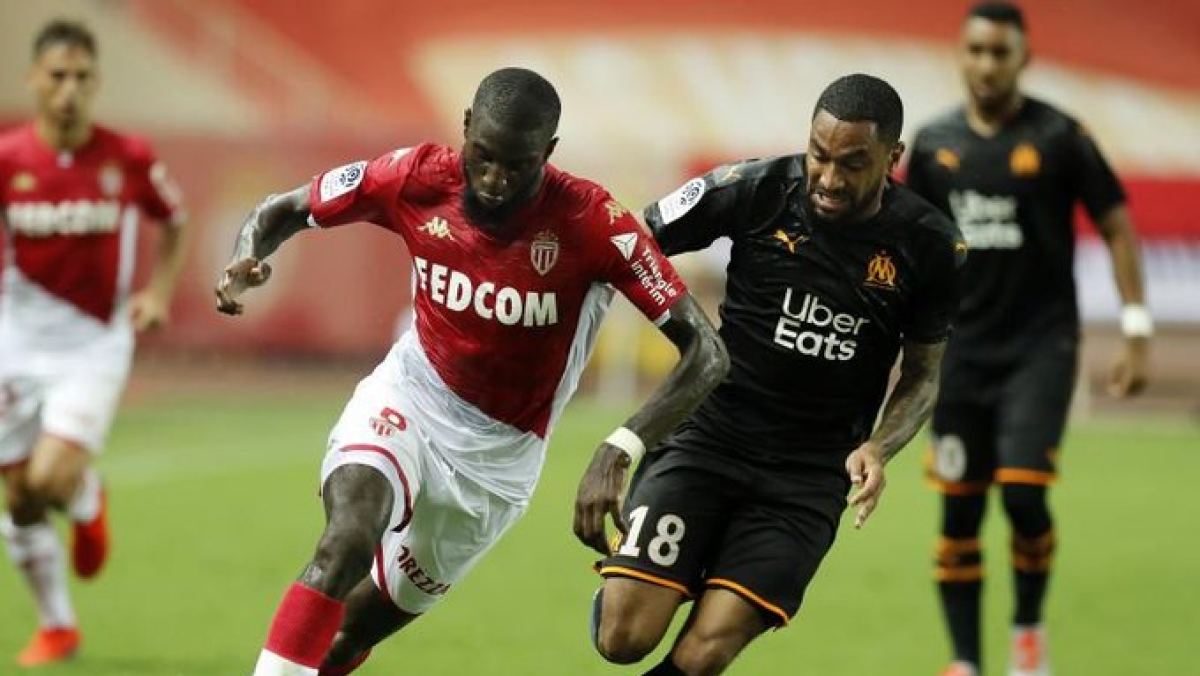 Give me back my old number: Tiemoue Bakayoko in hilarious gaffe for AS Monaco