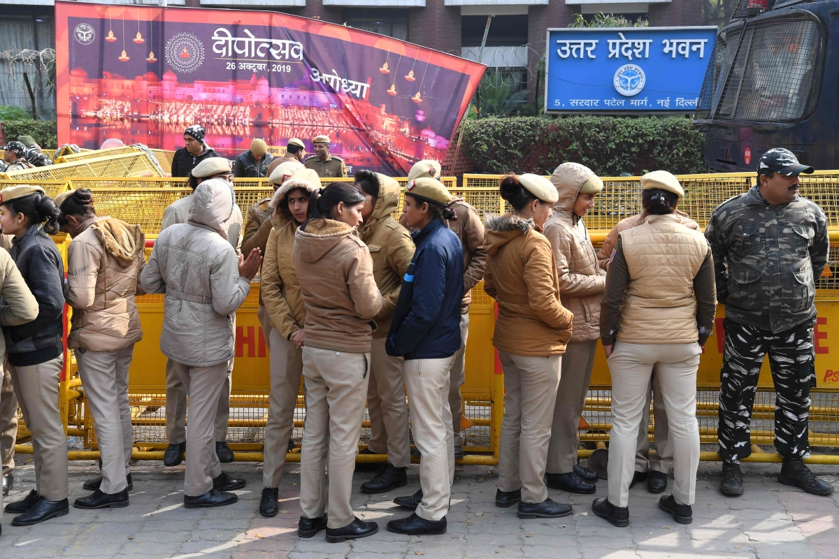 Delhi Police uses facial recognition software to identify 'habitual protesters' and 'rowdy elements' at CAA-NRC protests