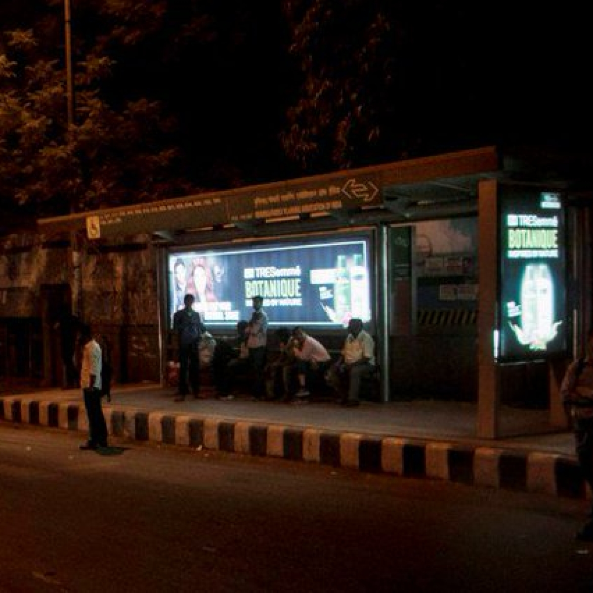 Seven years on, bus stop from where Nirbhaya boarded bus still a dark spot