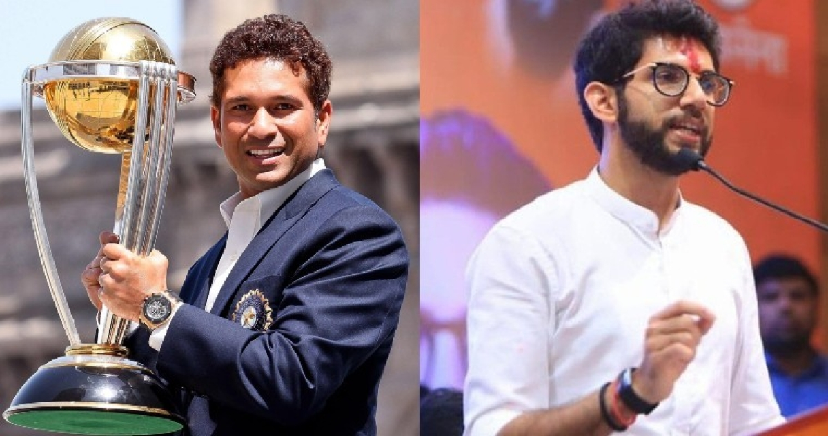 Snub to God: Tendulkar's security downgraded, Aaditya Thackeray's upgraded