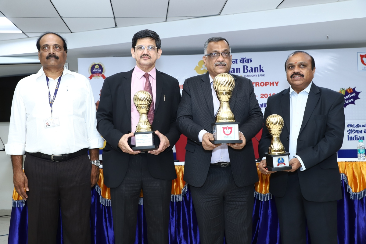 Indian Bank to conduct State Level Chess Trophy for visually impaired