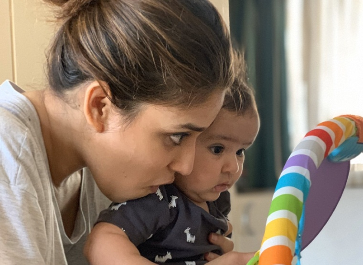 'Happy birthday to my little Cookie Monster': Rohit Sharma celebrates daughter's birthday