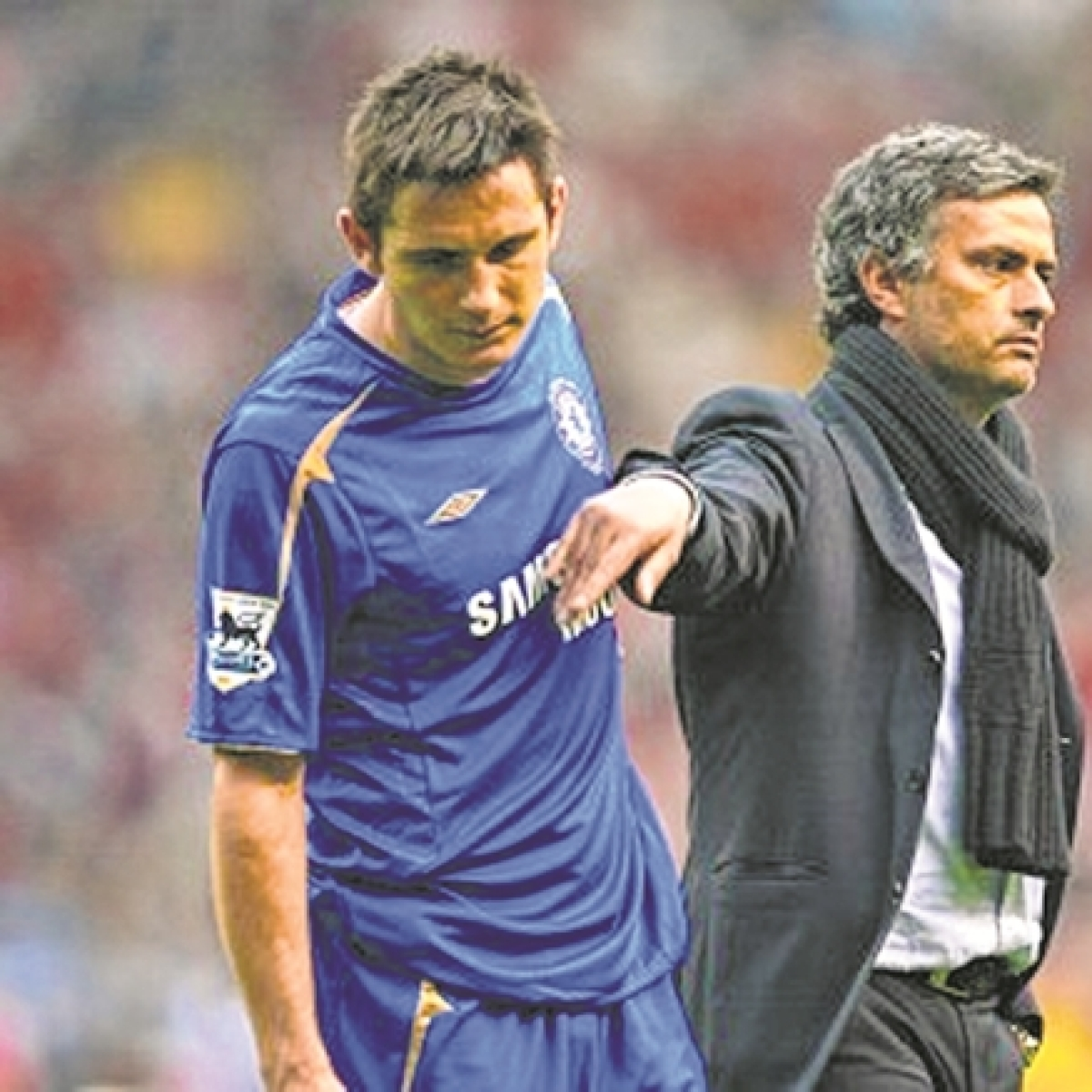 EPL: Frank Lampard locks horns with former boss Jose Mourinho