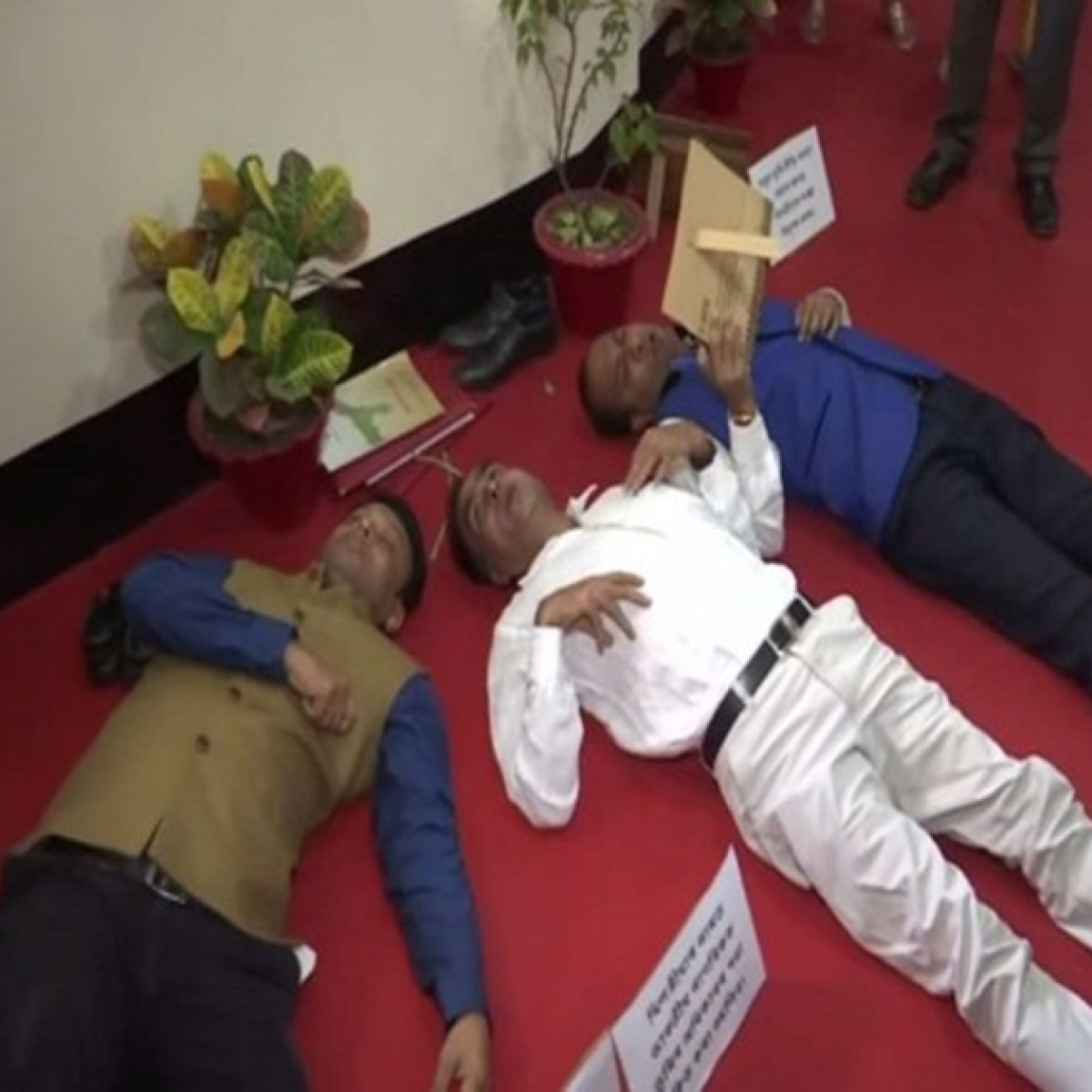 Why Assam MLAS are taking a floor test without being asked to