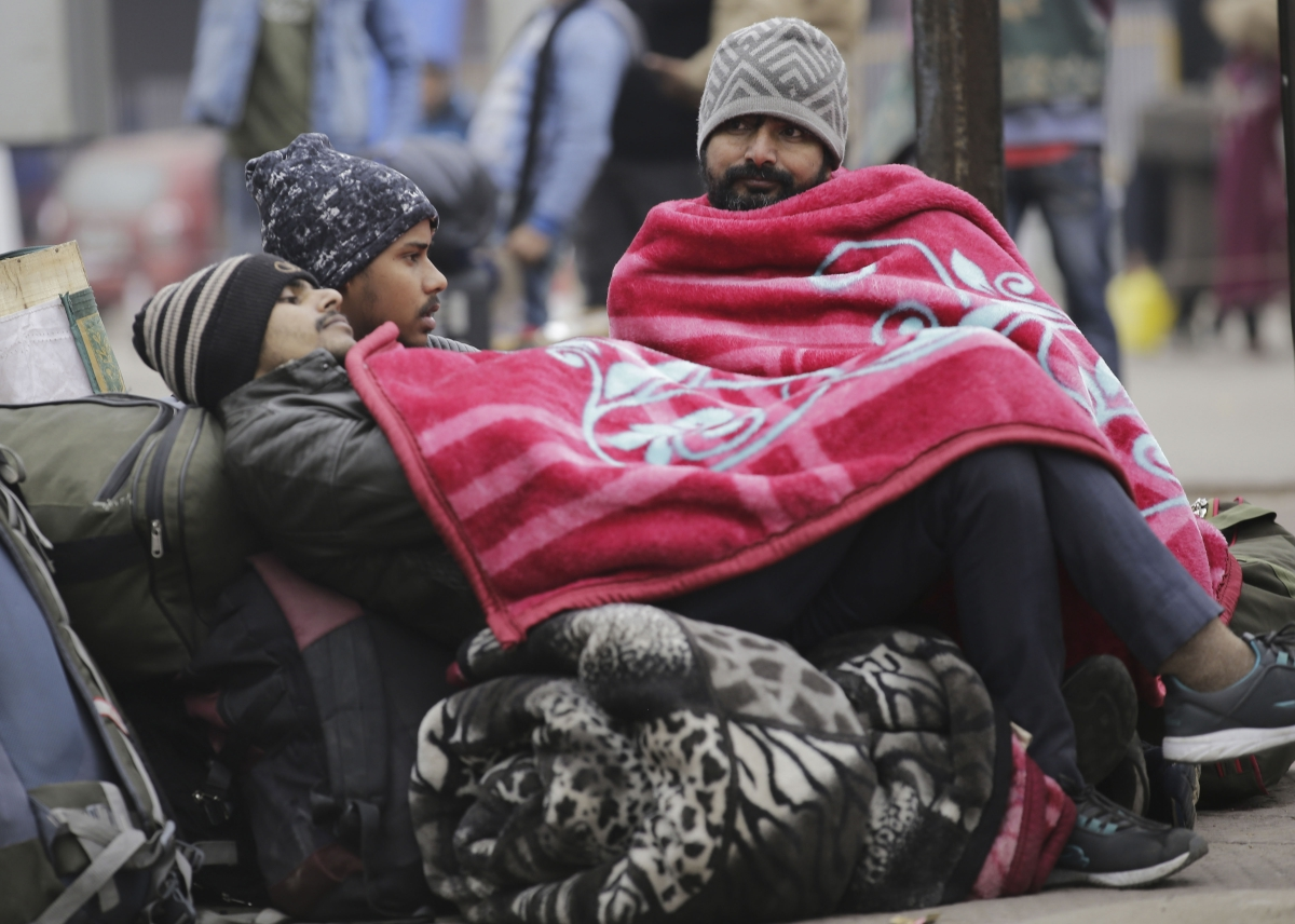 Bhopal: Chilly winds from Snow-clad Himalayas leave MP Shivering, Pachmarhi coldest@1.20c, Tikamgarh shivers@1.50c