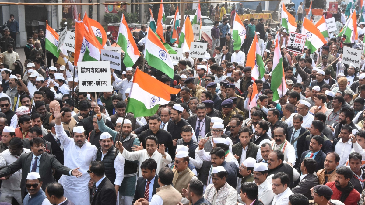 Samajwadi Party's promise of pension to CAA protesters