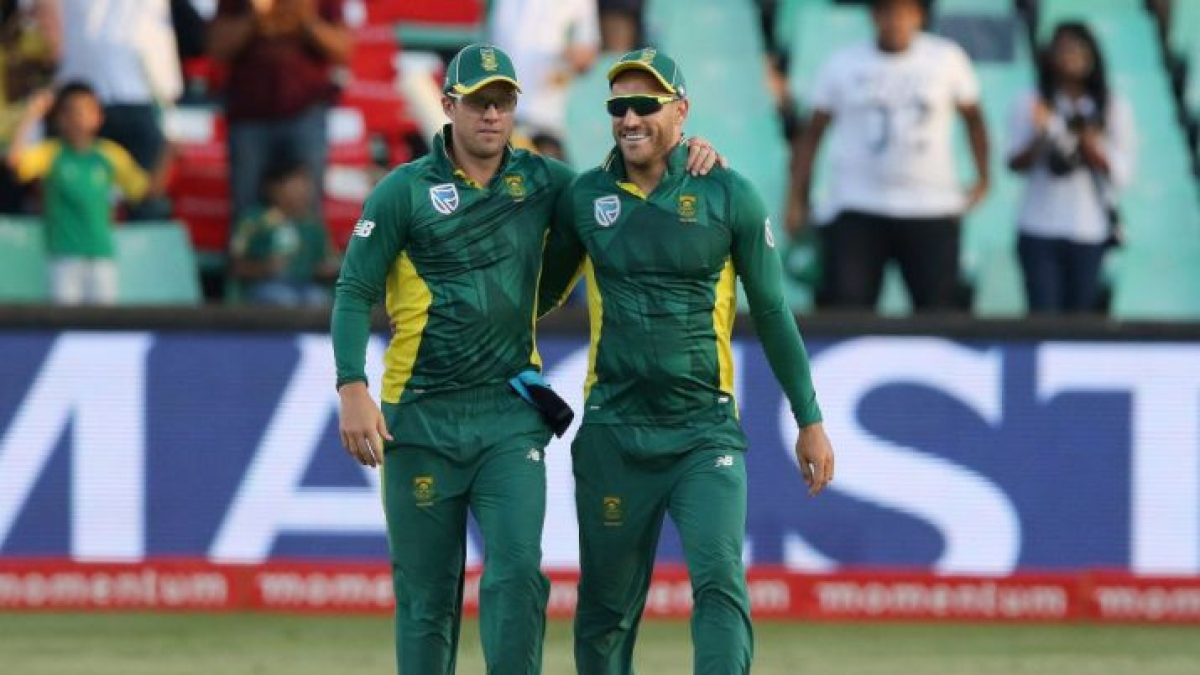 'Talks began two-three months ago': South Africa skipper Faf Du Plessis reveals on bringing De Villiers back to national team