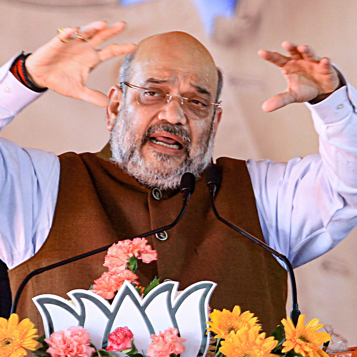 Delhi Assembly polls: Amit Shah to hold roadshow, public meetings today