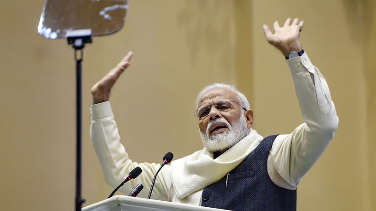 ISRO planning to launch satellite Aditya to study sun: PM Modi