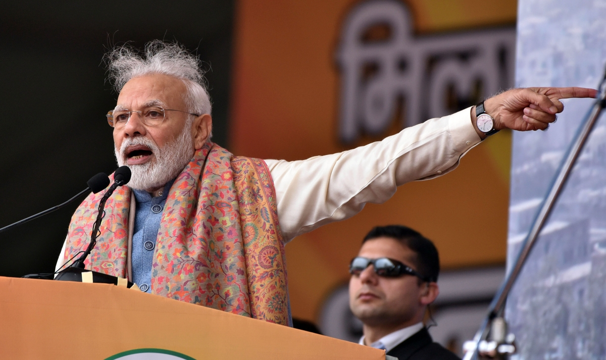 'Hate me if you want, but don't hate India', PM Modi hits out at anti-CAA protesters