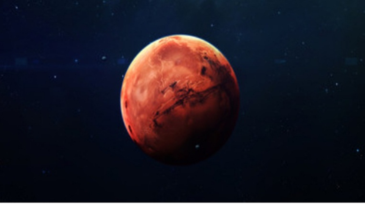 Martian aurora may tell about planet's water loss