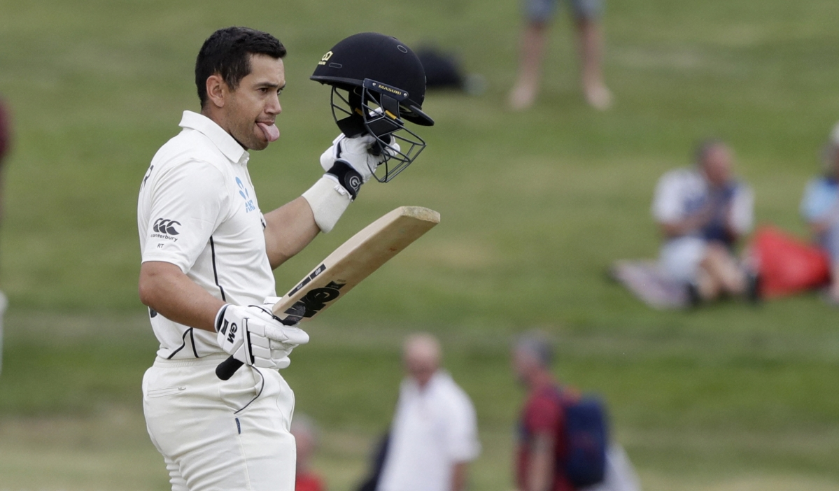 Ross Taylor will aim at Stephen Fleming's record in Australia series