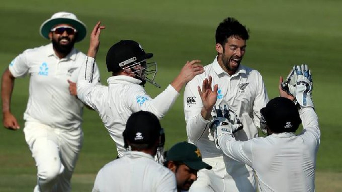 Aus vs NZ: Black Caps names Will Somerville as Trent Boult's replacement for final Test