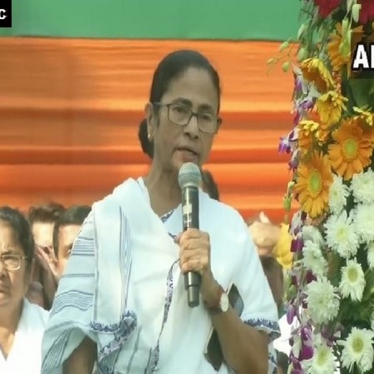 Parties with communal intentions trying to stoke violence: WB CM Mamata Banerjee