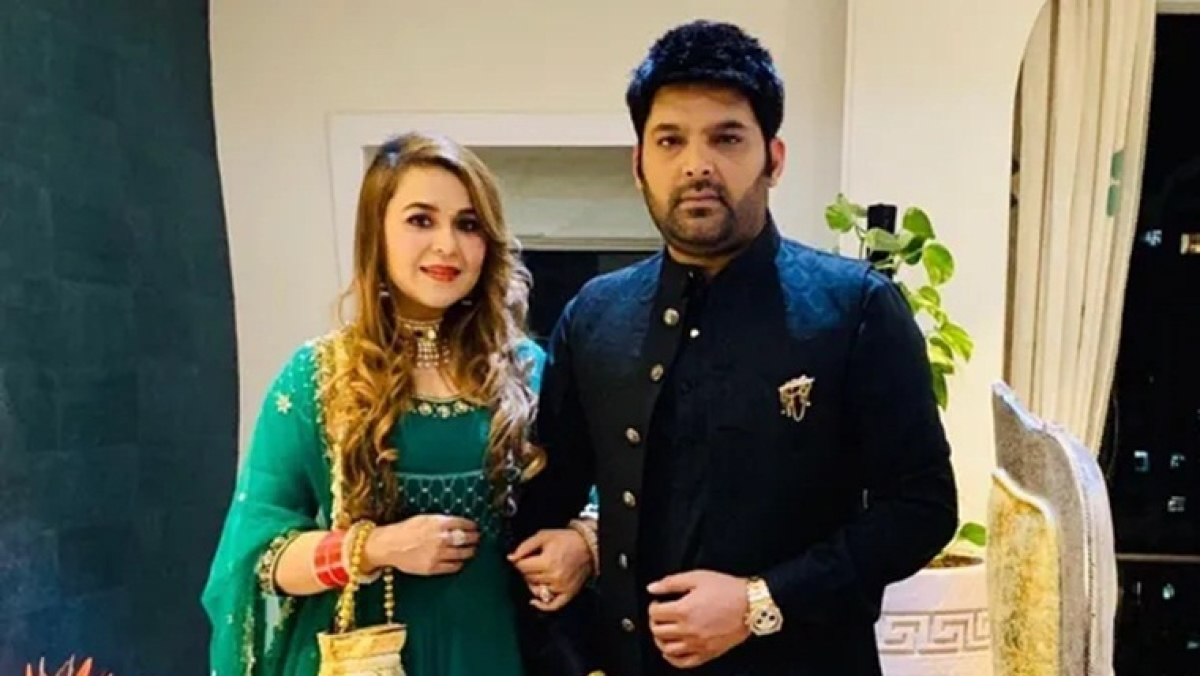 Kapil Sharma, wife Ginni Chatrath blessed with a baby girl