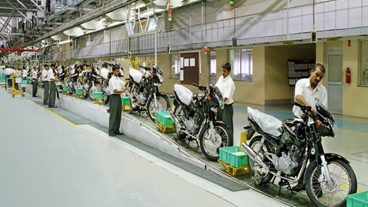 Bajaj Auto's Aurangabad plant restarts operations