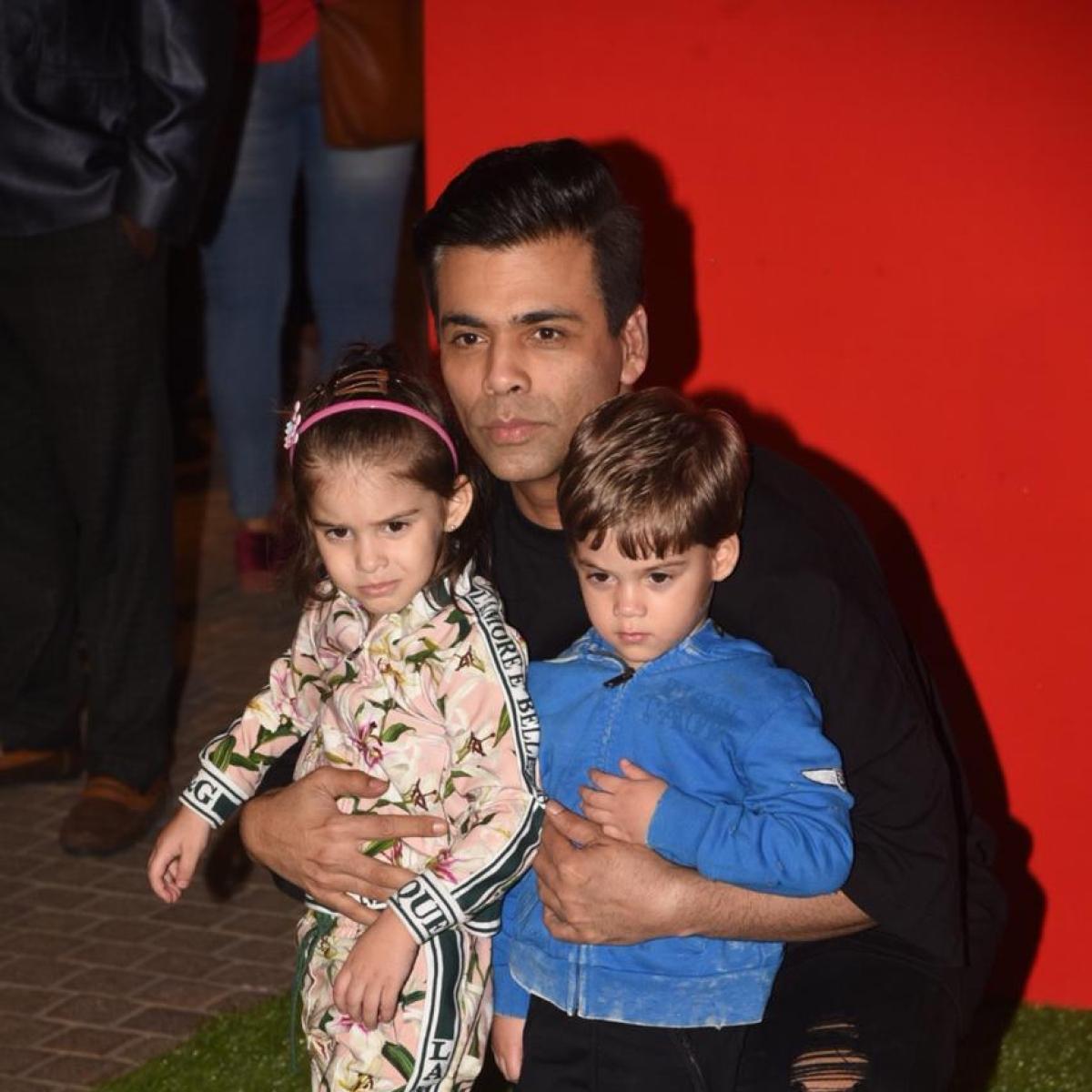 'Unlock 1:0': Karan Johar's 'lockdown with the Johars' dairies with Yash, Roohi comes to an end