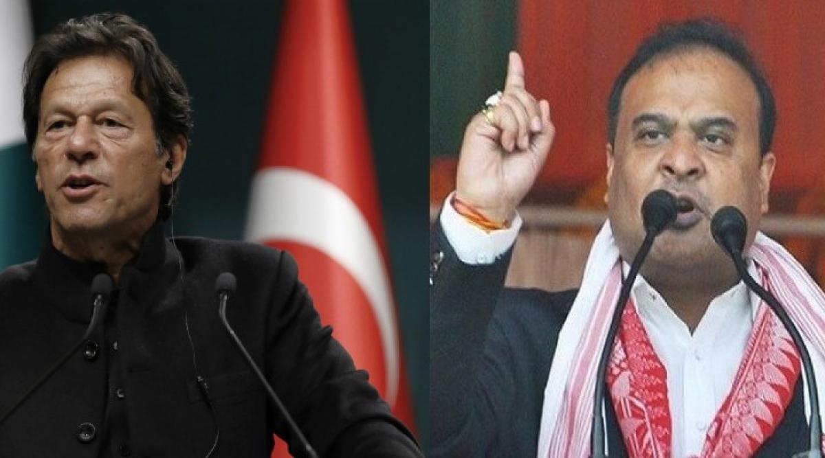 First make Pakistan Secular: Himanta Biswa Sarma slams Imran Khan's take on CAB