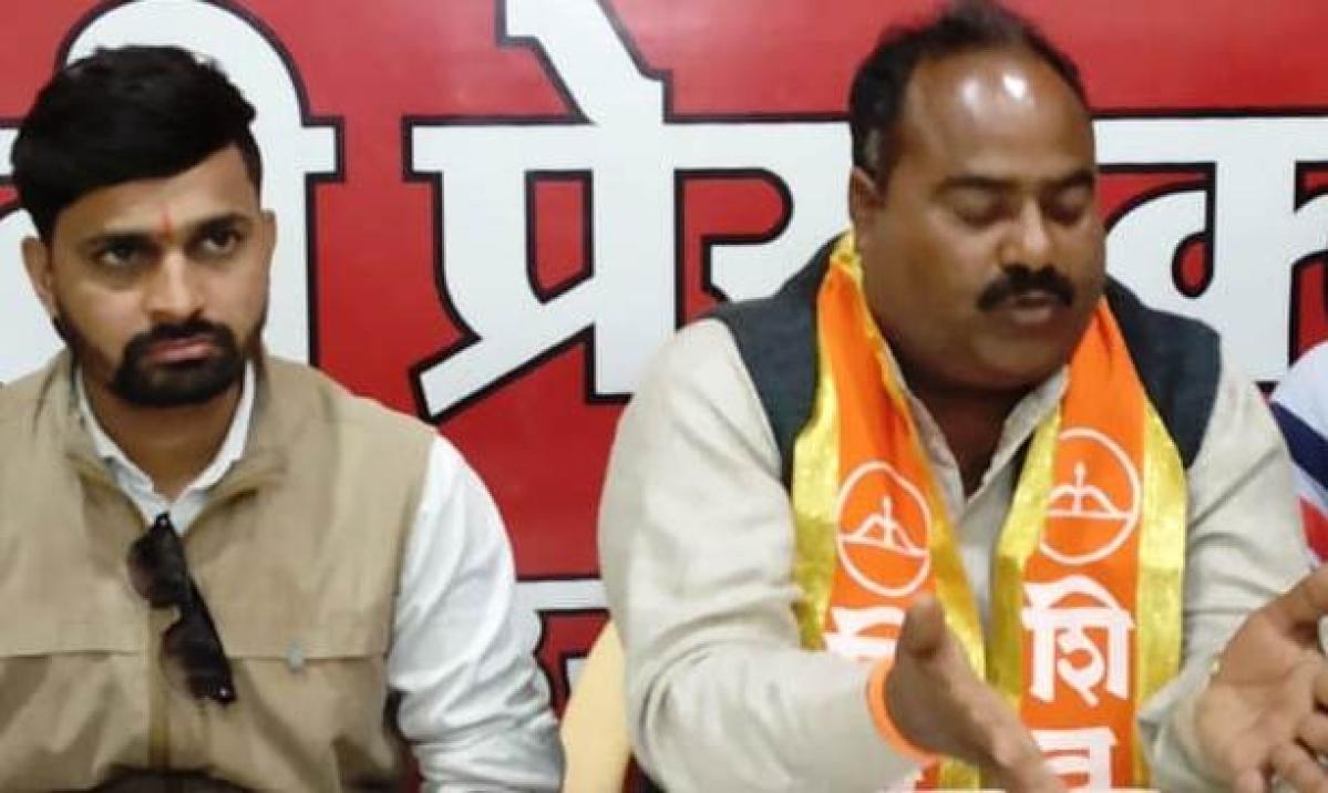 Ujjain: Shiv Sena to field candidates for gram panchayats & civic body elections