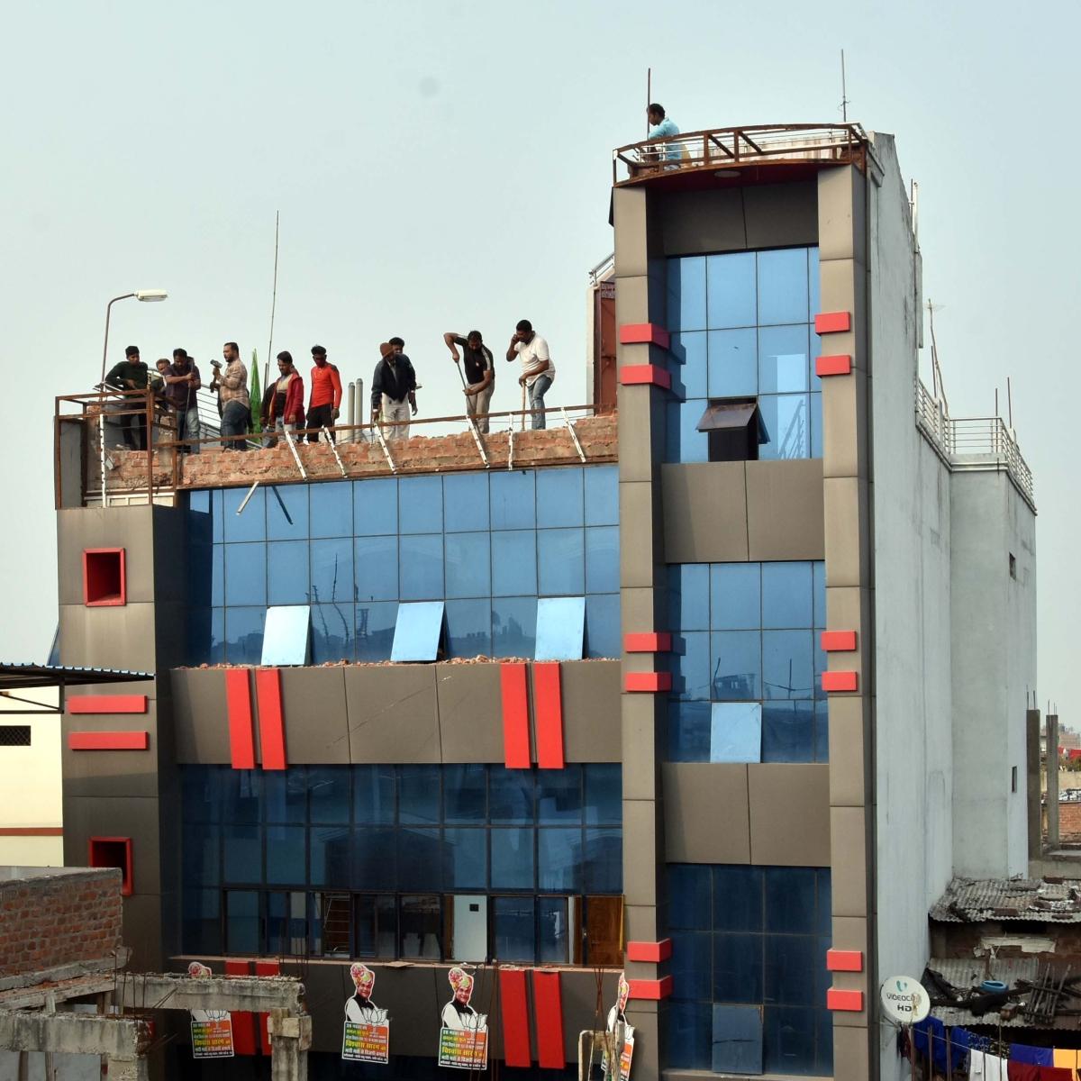 Freed: 90,000 sq ft land, 41 acre in Bhopal under anti mafia Drive