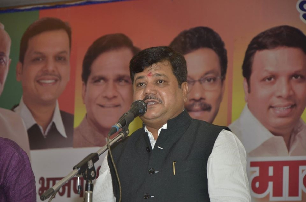 Anil Deshmukh should focus on law and order in Maharashtra: BJP leader Pravin Darekar