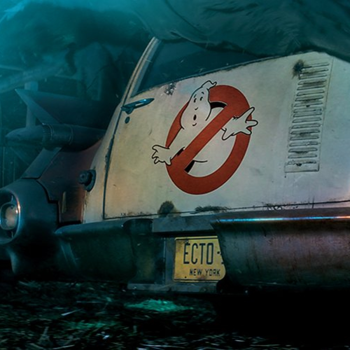 Afterlife: Jason Reitman's 'Ghostbusters' gets a title