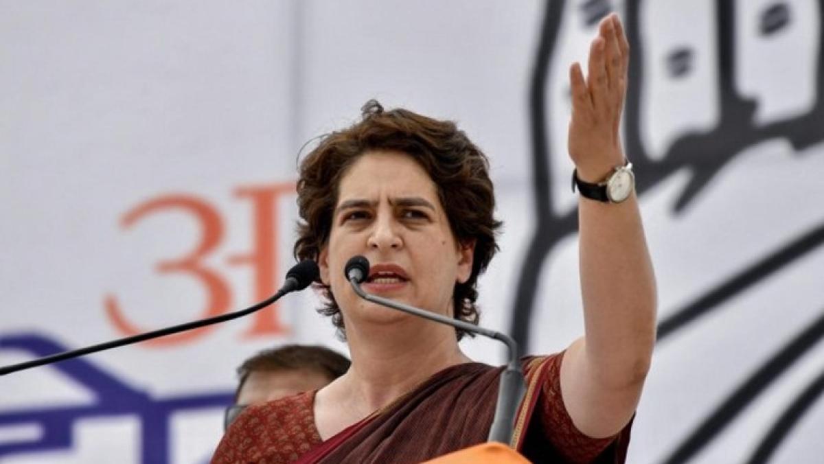'BJP leaders should stop fake propaganda': Priyanka Gandhi lashes out after Unnao rape survivor set ablaze