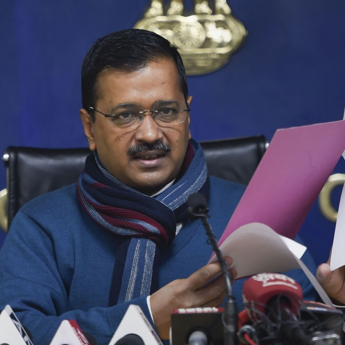 Arvind Kejriwal promises 'no dark spots' in Delhi