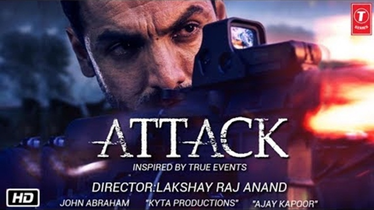 John Abraham's action-thriller 'Attack' to hit theaters on Independence Day 2021