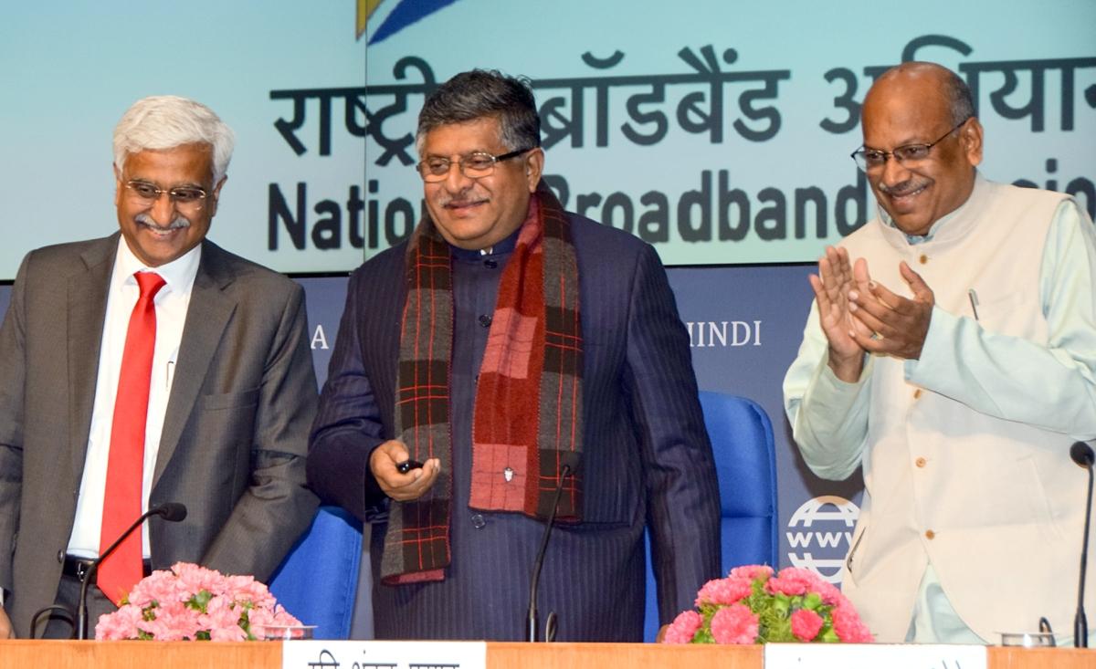 Maratha quota: Union Law Minister Ravi Shankar Prasad skips meeting
