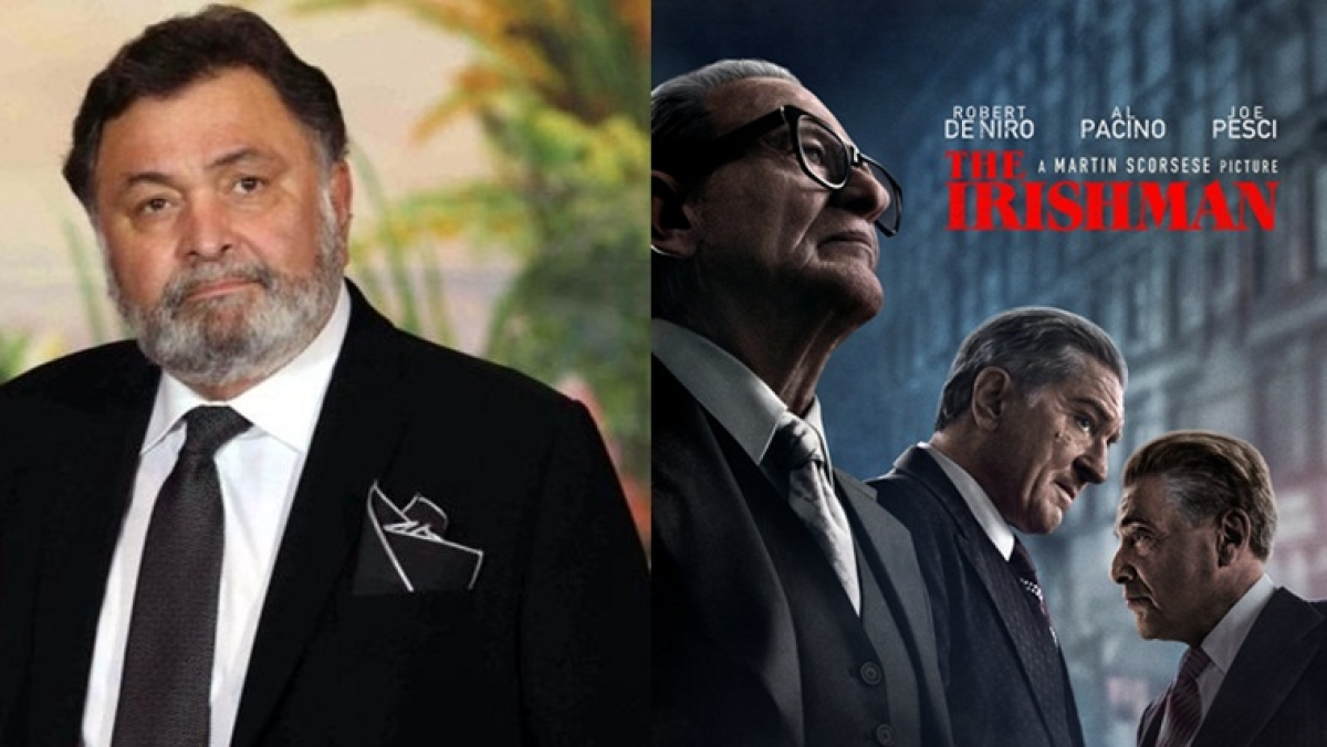 Twitter calls Rishi Kapoor 'carpenter' after he says 'The Irishman' is 'slow and boring'