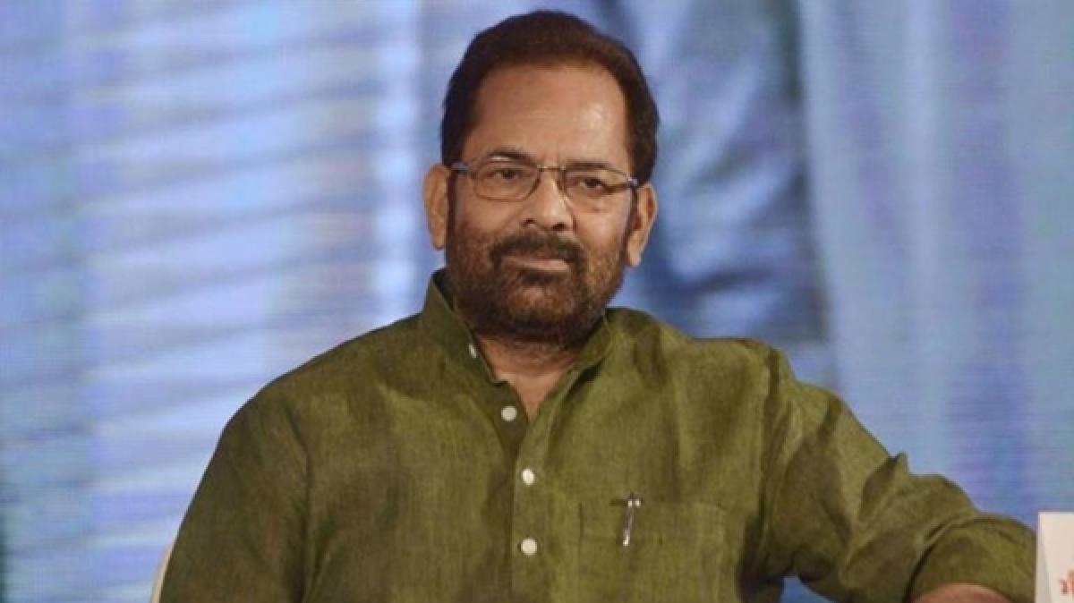 Opposition misleading people, creating divisive environment in country: Mukhtar Abbas Naqvi