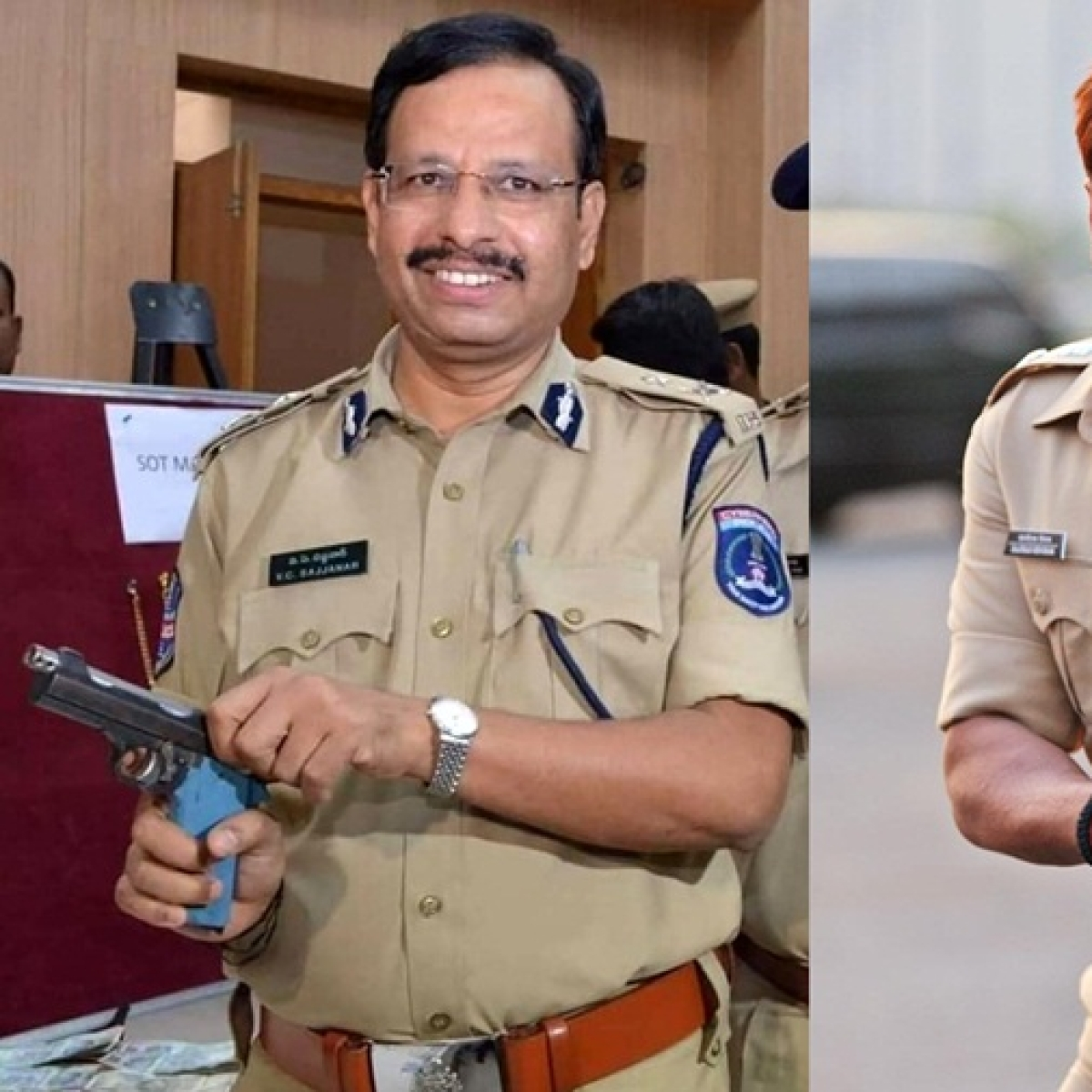 Twitter hails Cyberabad CP as real life 'Singham' for killing rape-accused in 'encounter'