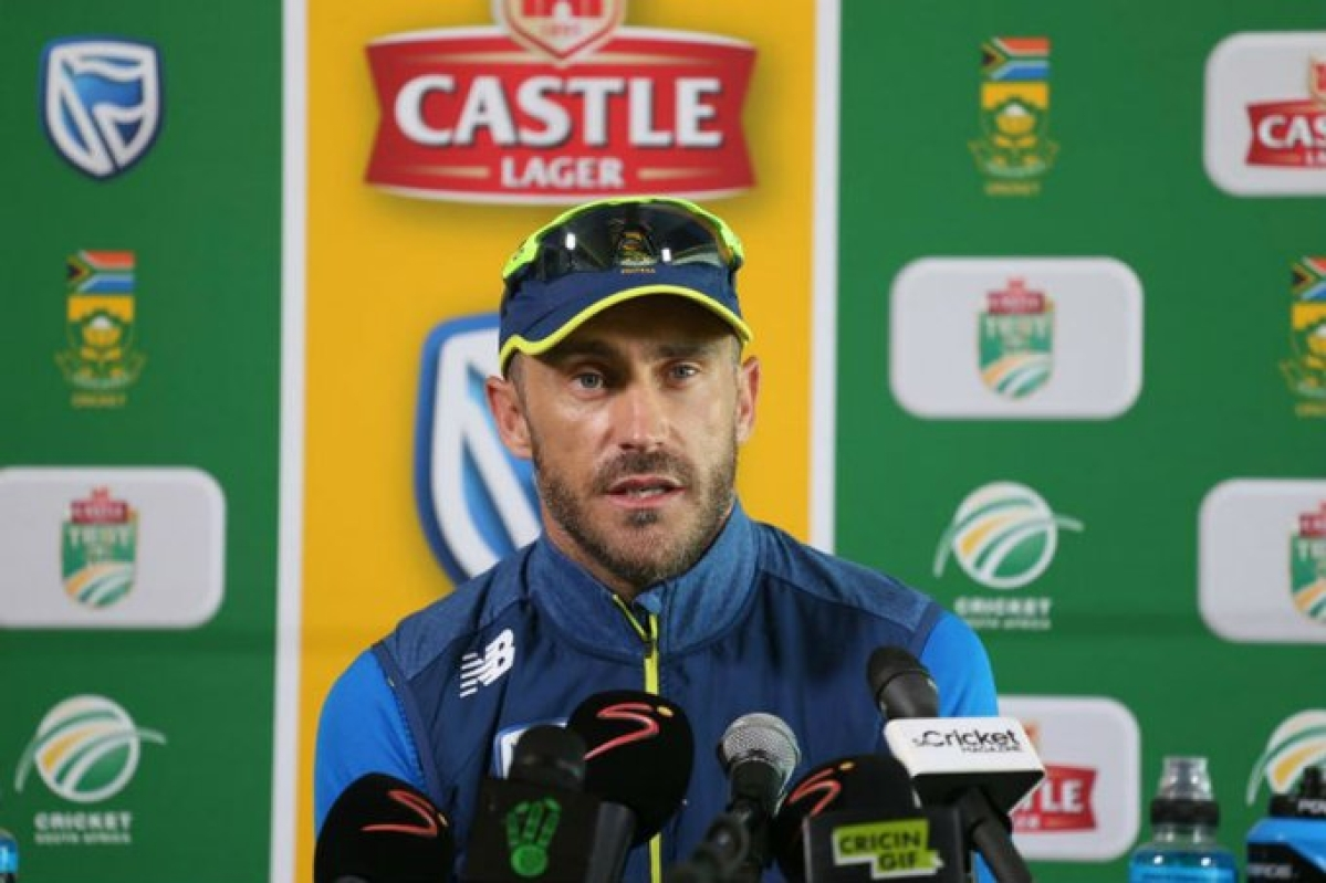 'It is a start of a new chapter': Faf Du Plessis on South Africa's victory