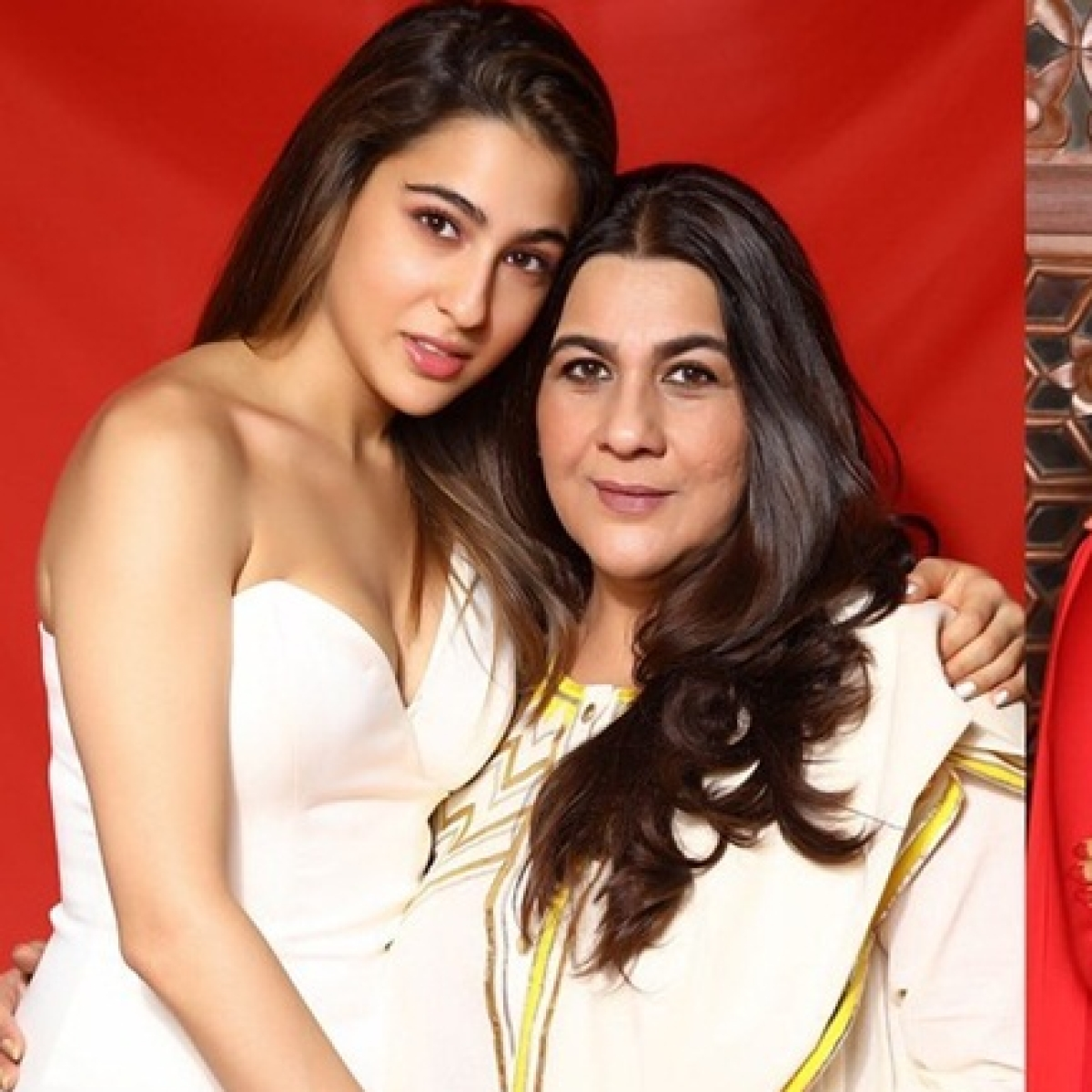 Sara Ali Khan's poem for mother Amrita Singh is all things love