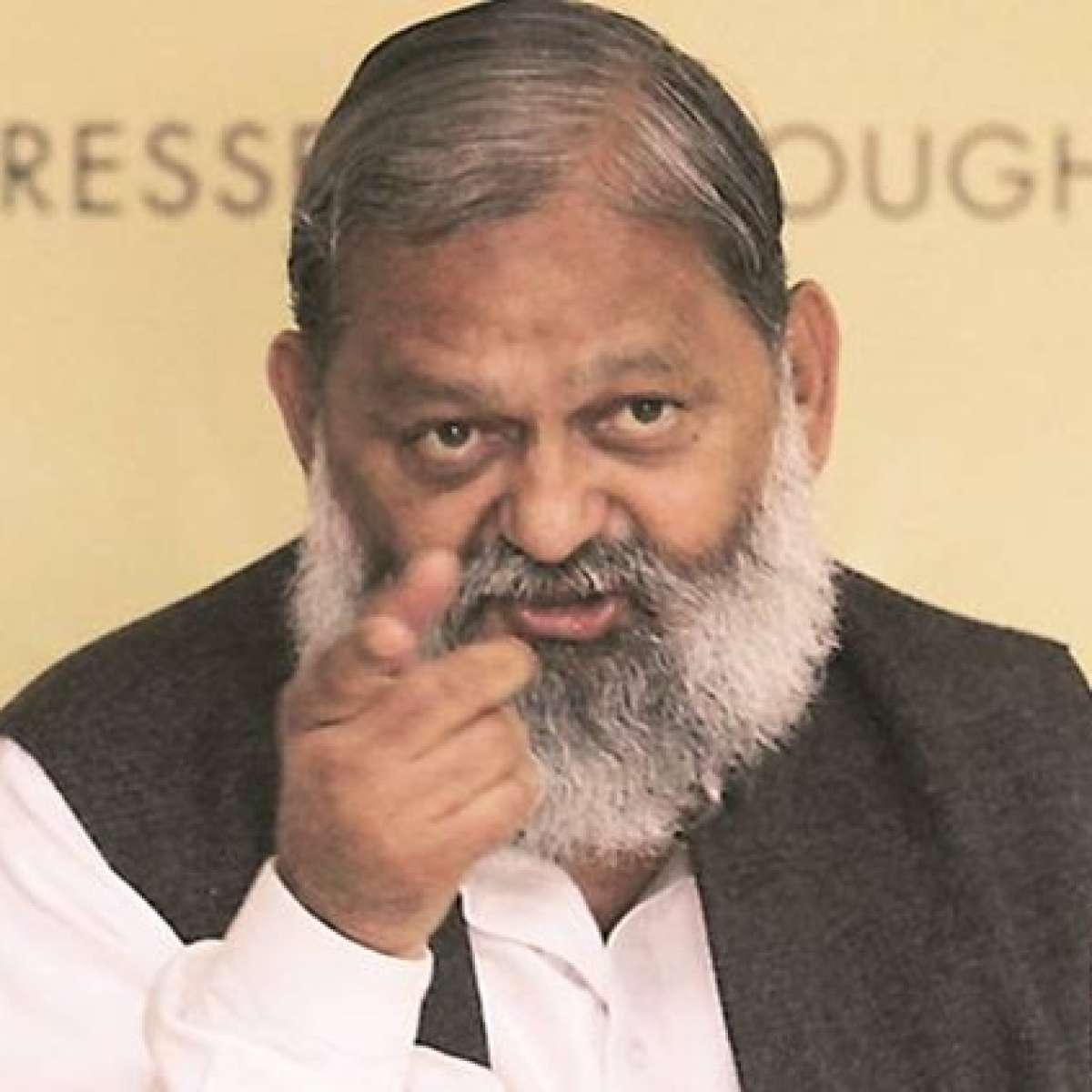 'Wherever they go they ignite fire': Haryana minister Anil Vij calls Priyanka and Rahul 'live petrol bombs'