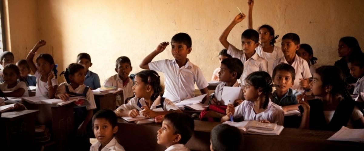 In Gonda, Muslim students excel in Gita shloka