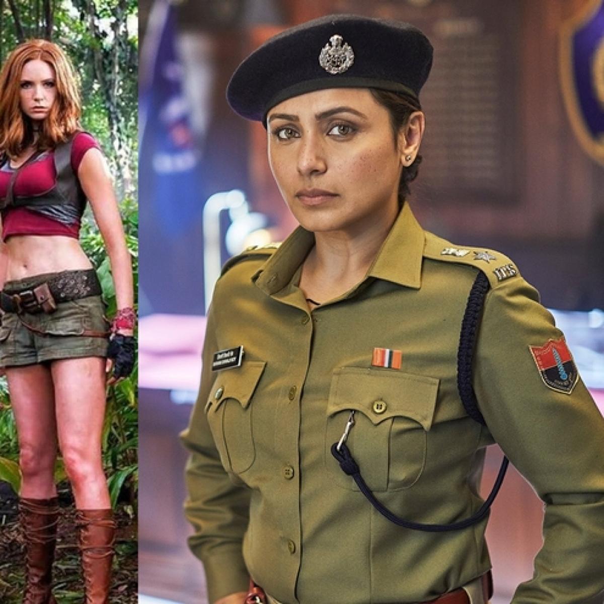 'Jumanji: The Next Level' beats Rani Mukerji's 'Mardaani 2' on Day 1 at Box Office