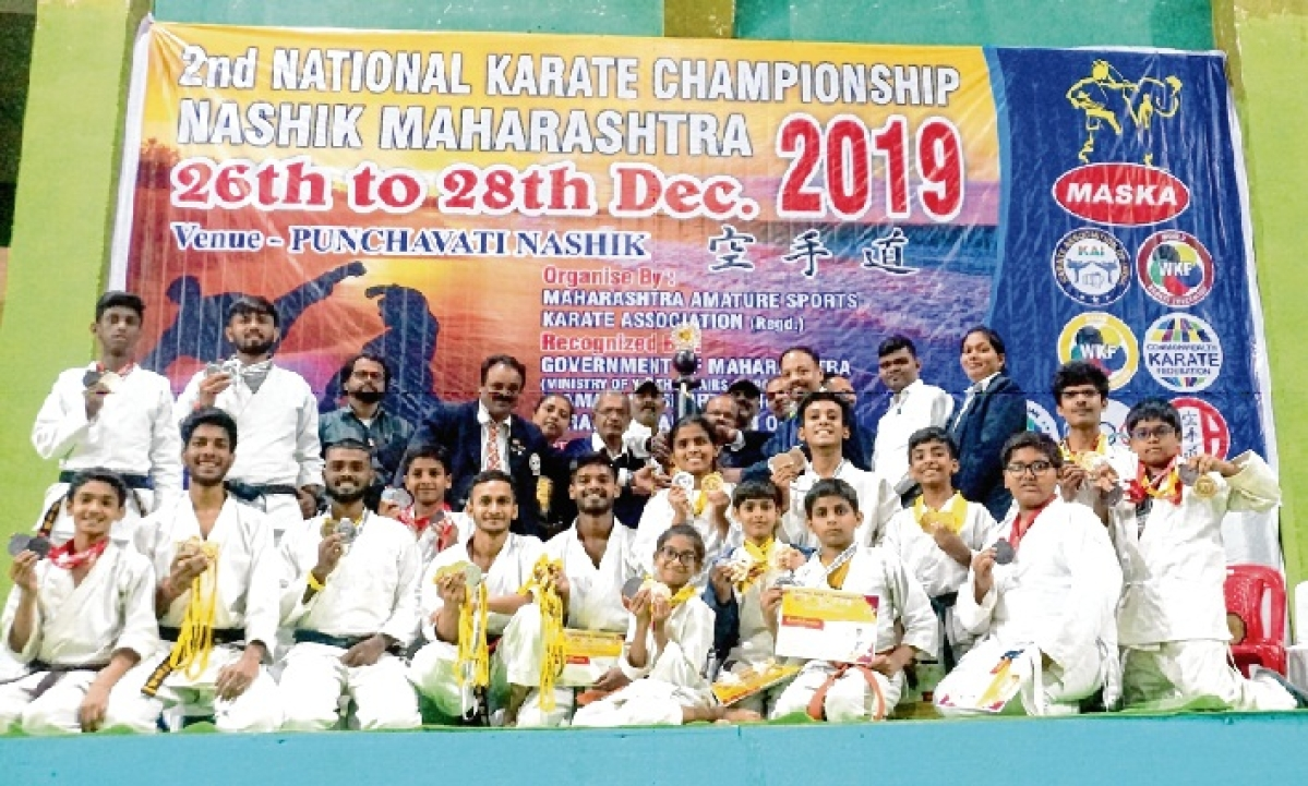 National Karate championship: Shito Ryu stand out