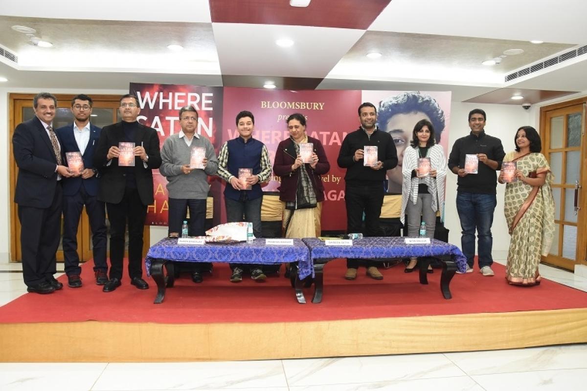 Prabhav Bhagat's Where Satan Rules released