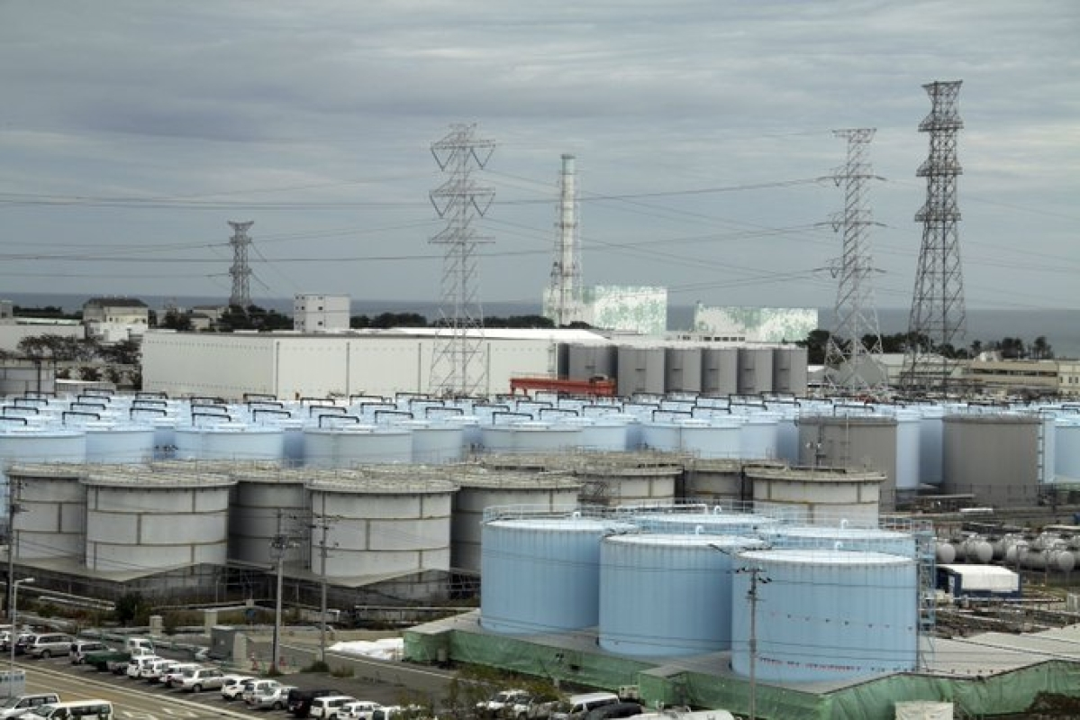 Fukushima water to be dumped in sea or air