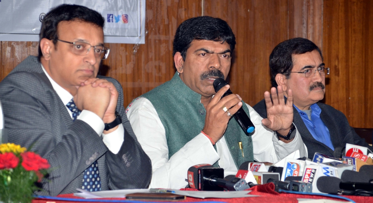 Bhopal: Firing incidents in Bhind, Morena common, says minister Pradeep Jaiswal
