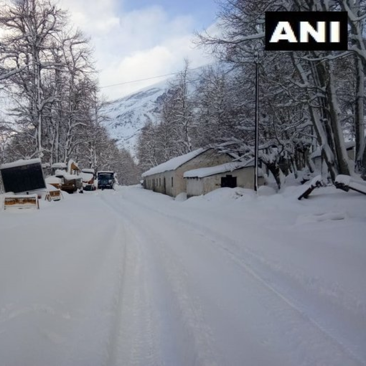 Keylong at -13.8 deg C coldest place in Himachal