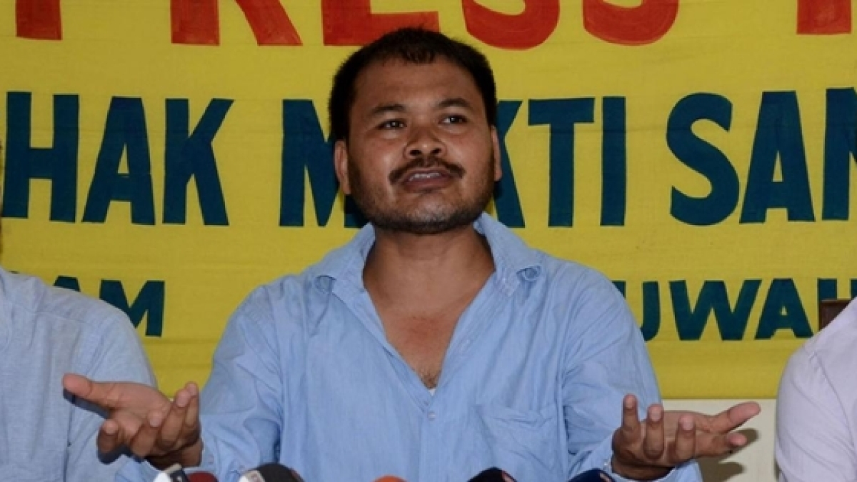 NIA court remands Akhil Gogoi to judicial custody again