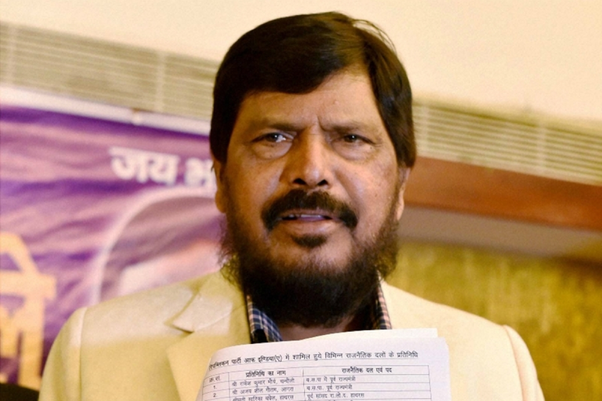 Waive loans of welfare boards for backward groups: Ramdas Athawale