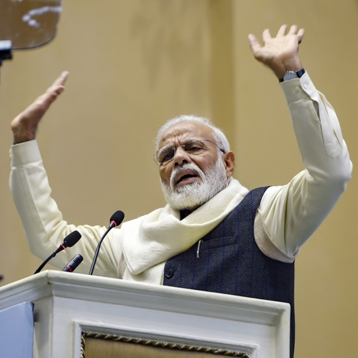 Pracharak PM Modi has no template for youth
